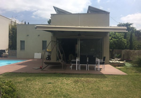 For sale in Kfar Saba, a new home